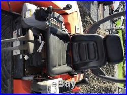 2010 Kubota KX121-3 Mini Excavator with Angle Blade