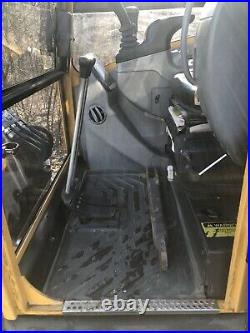2010 Volvo ECR38 Mini Excavator Enclosed Cab Heat Only 1448 Hours Clean Unit