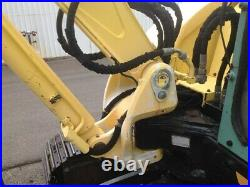 2010 Yanmar VIO75-A Excavator Professionally maintained