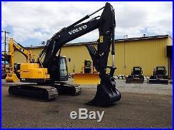 2010 volvo ecr235 excavator