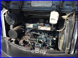 2011 BOBCAT E55 MINI EXCAVATOR CAB HEAT AIR HYDRAULIC THUMB