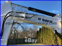 2011 Bobcat E35 Excavator