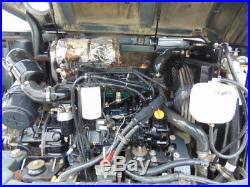 2011 Bobcat E80 Mini MIDI Excavator 18,500 Lbs 2 Speed Enclosed A/c Cab