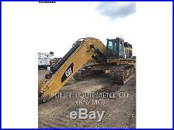 2011 CATERPILLAR 374DL Hydraulic Excavators