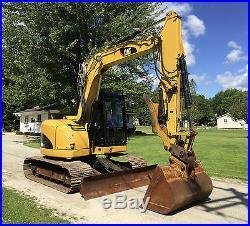 2011 CAT 308D CR Excavator