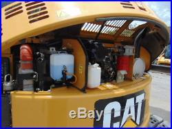 2011 Cat 308d-cr MIDI Excavator Cold A/c Cab Hyd Thumb Brand New Tracks