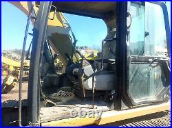 2011 Caterpillar 312DL Excavator NICE! Demolition Grapple 3/2 CAT 312 Demo