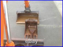2011 Doosan Dx140lcr Hydraulic Excavator A/c Cab Aux Hyd