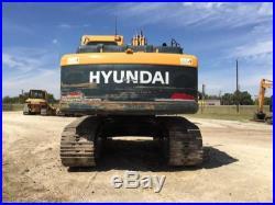 2011 HYUNDAI 160LC-9 HYDRAULIC EXCAVATOR