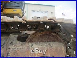 2011 John Deere 120D Hydraulic Excavator, Only 3914 Hrs