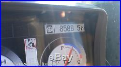 2011 John Deere 135D Excavator Hydraulic Diesel Rubber Track Hoe Zero Tail Swing
