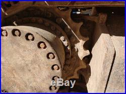 2011 John Deere 350 D LC Excavator Auxiliary Hydraulics, Hydraulic Coupler