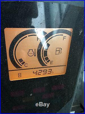 2011 John Deere 35D Compact Excavator