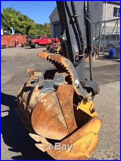 2011 John Deere 60D Compact Excavator