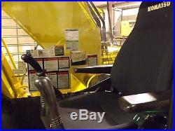 2011 Komatsu PC200LC-8 Excavator 4637 Hrs