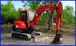 Excavators » kx121