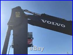 2011 Volvo EC140CL Excavator Cab With A/C & Heat