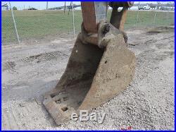 2011 Volvo EC210CL Excavator Hydraulic Cab Heated A/C Aux Hydraulics Diesel