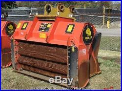 2012 ALLU DSB 2-17 Fine Screening Crushing Excavator Loader Bucket 15mm DIDB