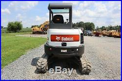 2012 BOBCAT E35, OROPS, 24 Bucket, Auxiliary Hydraulics, Hydraulic Thumb