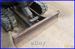 2012 Bobcat E26 Mini Excavator Hydraulic Thumb Blade 1800hrs Tier 4