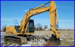 2012 CASE CX180B Track Excavator Hydraulic FINANCING SHIPPING Isuzu Diesel Cat