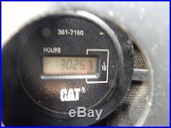 2012 CATERPILLAR 303.5D MINI EXCAVATOR