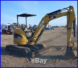 2012 Caterpillar 303DCR Hydraulic Mini Excavator Coming Soon
