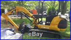 2012 Caterpillar 303.5 Mini-Excavator