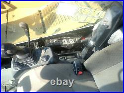 2012 Caterpillar 308D CR Mini Excavator LOW HOURS! Q/C Aux. CAT 308 STREET PADS