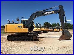 2012 John Deere 160g LC Hydraulic Excavator