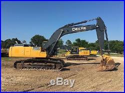 2012 John Deere 350g LC Hydraulic Excavator