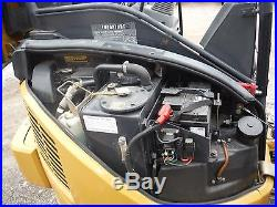 2012 John Deere 35d Hydraulic Compact Mini Excavator With Yanmar Diesel