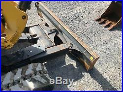 2012 John Deere 35D Excavator