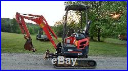 2012 Kubota U17 Excavator Low Hours Ready To Work! We Ship Nationwide! Finance