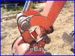 2012 Kubota K008-3 Mini Excavator Mini Ex Diesel K008