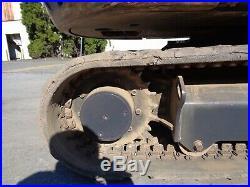 2012 Kubota KX121-3ST Mini Excavator Loader Backhoe Diesel