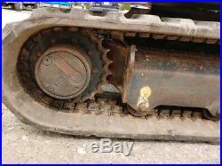2012 Kubota KX121-3 Super Series Mini Excavator New Hydraulic Thumb