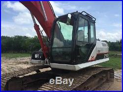 2012 Link-Belt 210X2 Hydraulic Excavator