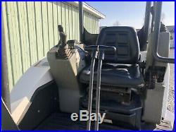 2013 Bobcat E26 Mini Excavator Hydraulic Thumb Kubota Diesel Low Cost Shipping