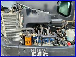 2013 Bobcat E45 Mini Excavator Heat/Ac FINANCING + SHIPPING Thumb