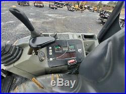 2013 Bobcat E 26 mini Excavator