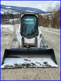 2013 Bobcat T770 Track Skid Steer High Flow Pre Emissions Tier 3 Kubota Diesel