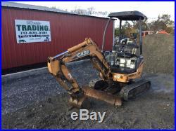 2013 Case CX17B Hydraulic Mini Excavator