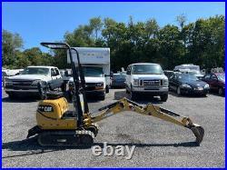 2013 Caterpillar 300.9D Mini Compact Ex Micro Excavator Yanmar Diesel Track Used