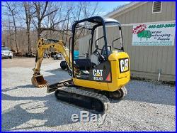 2013 Caterpillar 302.4D Mini Excavator, 812 Hours