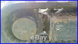 2013 HITACHI ZX50-3 EXCAVATOR, 1920 hours A/C HYDRAULIC THUMB, Deere, Cat, Tracks