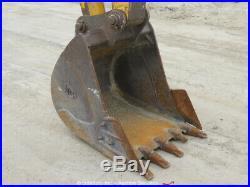 2013 JCB JS145LC Hydraulic Excavator A/C Cab Aux Hyd Tractor Backhoe bidadoo