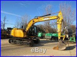 2013 JCB JS145LC Hydraulic Excavator Backhoe A/C Cab Aux Hyd 36 Bucket bidadoo