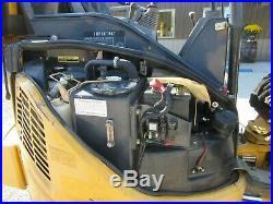 2013 John Deere 35D MINI EXCAVATOR Diesel Runs and operates very well